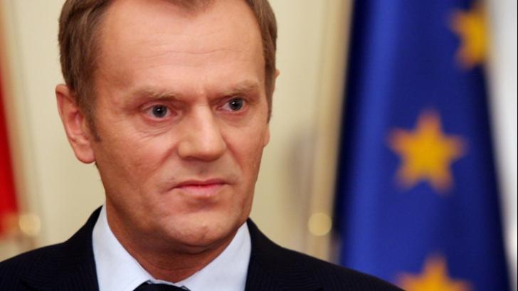 Tusk: Liderii europeni au adoptat 'în unanimitate' liniile directoare ale negocierii Brexitului