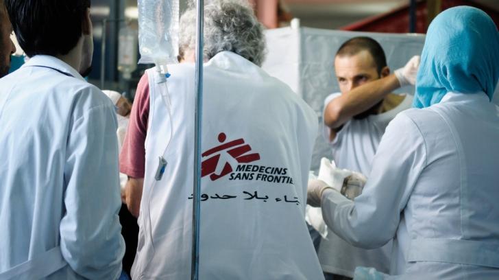 Încă un spital al Medici fără Frontiere, bombardat. Trei persoane au murit, iar 10 sunt rănite