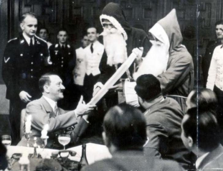 Cum a încercat Hitler să schimbe Crăciunul. Aşa petreceau naziştii sărbătoarea Naşterii Domnului