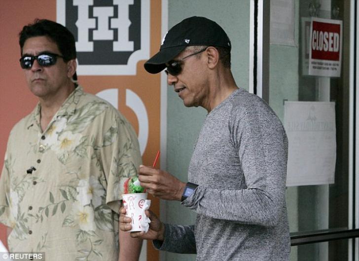 Obama şi drona