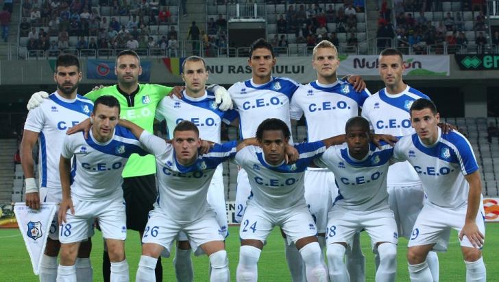 Pandurii Târgu Jiu a învins CSU Craiova