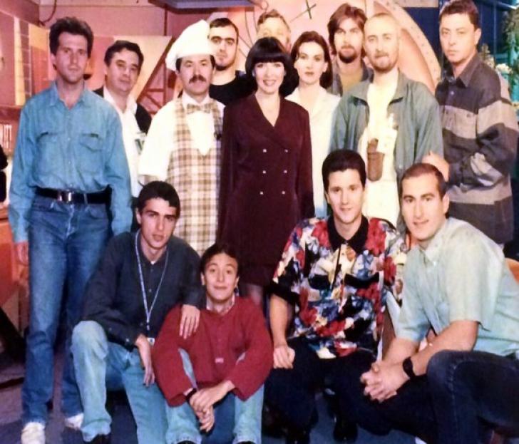 Imagine de colecție! Cum arăta Neti Sandu acum 20 de ani