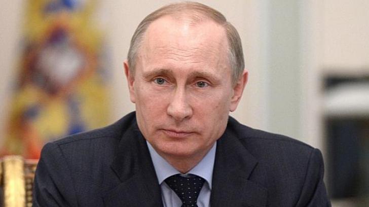 """Un parfum """"delicat și totuși puternic"""", inspirat de Vladimir Putin, pus în vânzare la Moscova"""