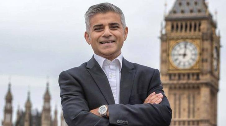 Sadiq Khan, la primaria din Londra, sustinut si de romani din Marea Britanie