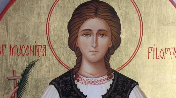 Sfânta Muceniță Filofteia