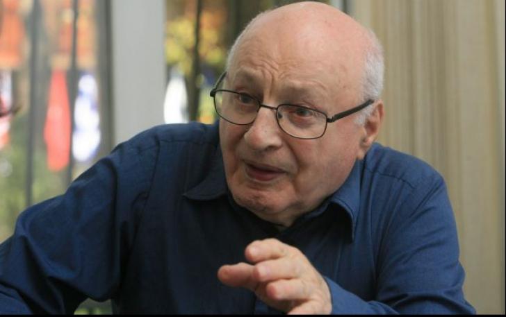 """Academicianul Solomon Marcus, Premiul special la Gala """"Oamenii Timpului"""""""