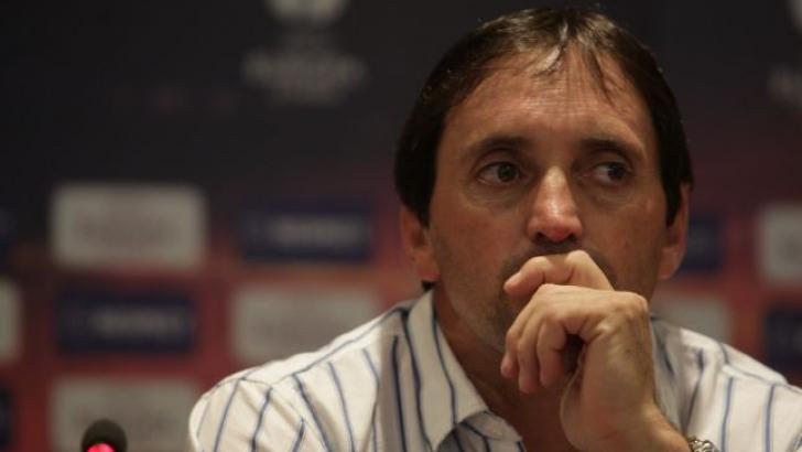 S-a schimbat antrenorul la CFR Cluj. L-au dat afara pe Francisc Dican