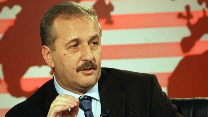 Vasile Dâncu, mesaj neașteptat de Anul Nou