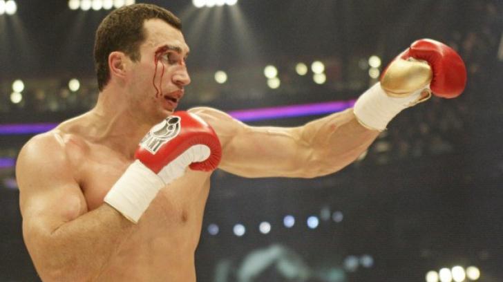 Vladimir Klitschko vrea revanşă de la Tyson Fury