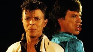 Mick Jagger: David Bowie îmi fura stilul vestimentar şi mişcările de dans, dar eram prieteni buni