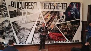 Cum a confiscat Cristian Buşoi tragedia din clubul Colectiv şi cutremurul din 1977