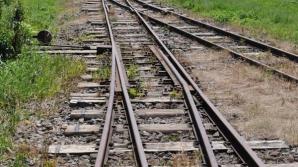 Tragedie în Constanţa. O femeie a murit călcată de o locomotivă