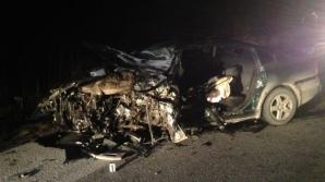 Accident mortal în Bistriţa Năsăud. Sursa foto: bistriteanul.ro