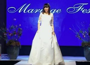 """Alexandra Păcuraru a deschis """"MARIAGE FEST"""", târgul dedicat nunților, ediţia de iarnă"""