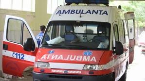 Accident grav, pe DN1. O victimă se află în stare critică