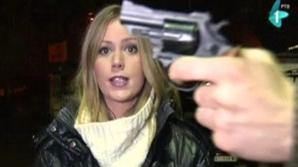Arma în direct la TV