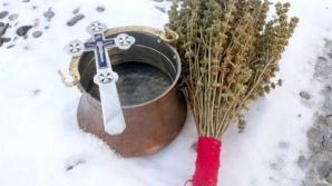 Tradiţii de Bobotează