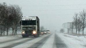 Drumurile spre Ruse și Vidin, închise pentru autovehiculele de peste 10 tone