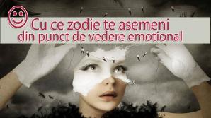Cu ce zodie te asemeni din punct de vedere emoţional
