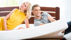 Cum să cureți salteaua pe care dormi ușor și rapid