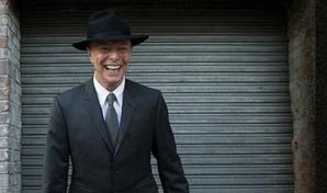 Ultima imagine cu David Bowie în viaţă