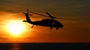 Accident grav în Pacific. Două elicoptere militare s-ai ciocnit în aer. 12 persoane, dispărute