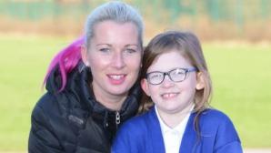 Doctorii i-au spus fetiţă bionică. Povestea copilei care nu simte durerea, oboseala şi nici foamea