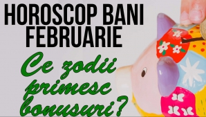 Horoscop februarie 2016 BANI. Previziuni despre finanţele tale