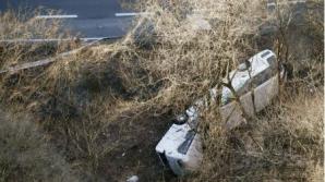 Cel puțin 13 turiști morți într-un accident de autobuz în Japonia