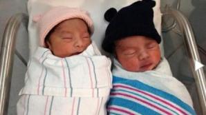 Doi frați gemeni, născuți în ani diferiți. Cum a fost posibil