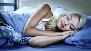 Trucul care te ajută să adormi în 60 de secunde