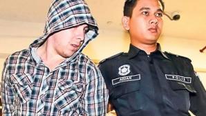 Veste cumplită pentru Ionut Gologan, românul condamnat la moarte în Malaezia
