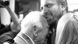 Horia Brenciu, devastat de durere. Tatăl său a murit