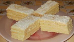 Cea mai bună prăjitură cu cremă de lămâie. Gata în 30 de minute!