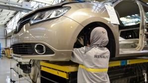 Renault, acţiuni în scădere