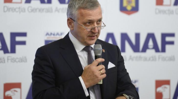 """Gelu Diaconu, ANAF: """"În maximum doi ani, România va avea un decalaj fiscal sub media UE"""""""