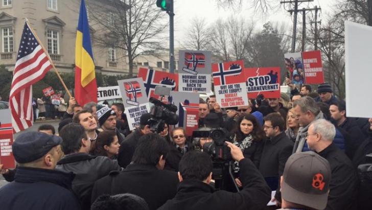 Prima reacție a Norvegiei în cazul familiei Bodnariu: Legea Protecției Copilului este prioritară