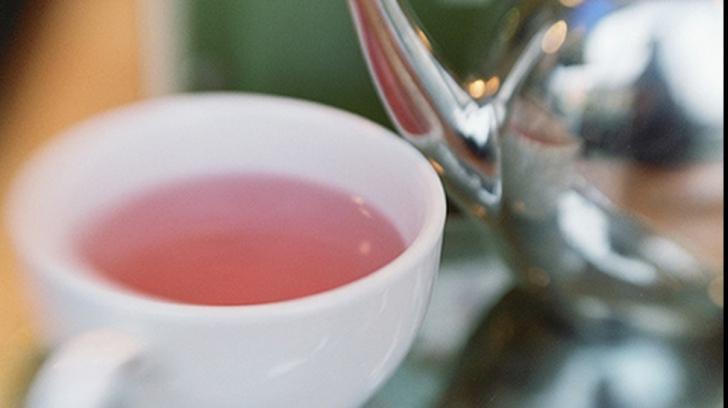 cinci trandafiri de ceai de slăbire)