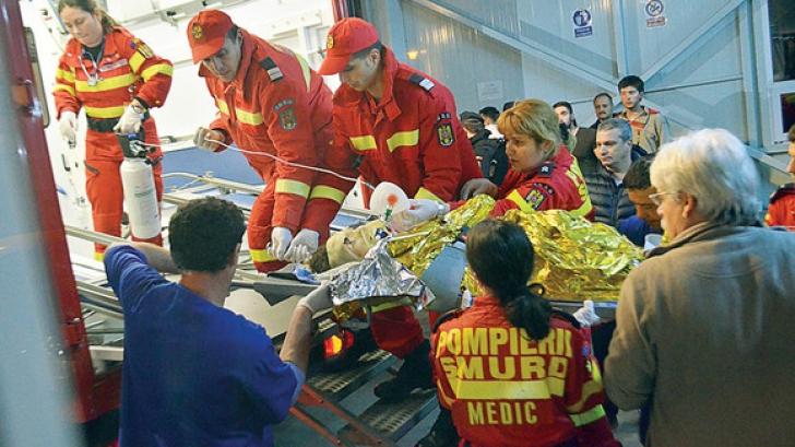 Un singur rănit în incendiul Colectiv se mai tratează în România