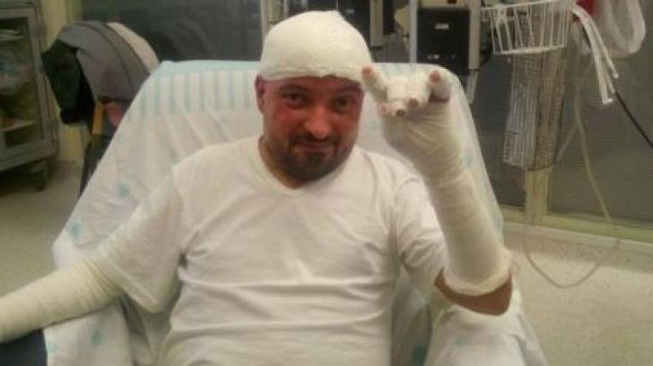 Jurnalistul PRO TV rănit în Colectiv, mărturie dureroasă din clipele de coşmar. Cine sunt vinovaţii