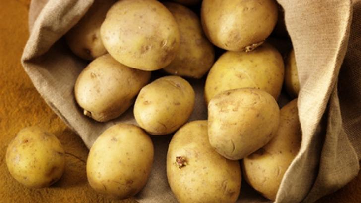 Cartofii, un factor de risc pentru sănătate. Ce schimbări produc în organism
