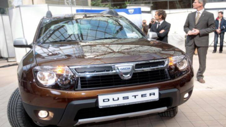 Duster în Rusia
