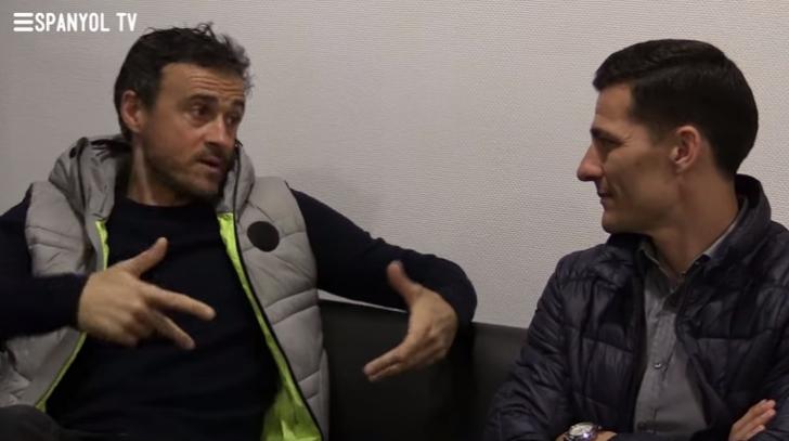 """Întâlnire la nivel înalt în Spania: Gâlcă a făcut """"pace"""" cu Luis Enrique, antrenorul Barcelonei"""