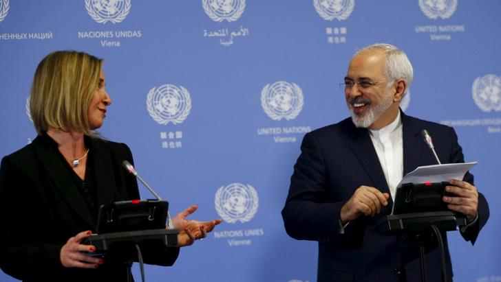 Moment istoric pentru Iran