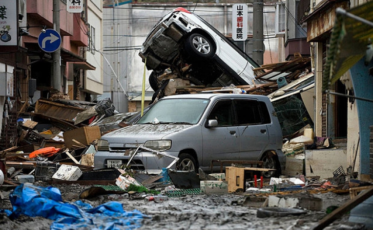 Tsunami Japonia