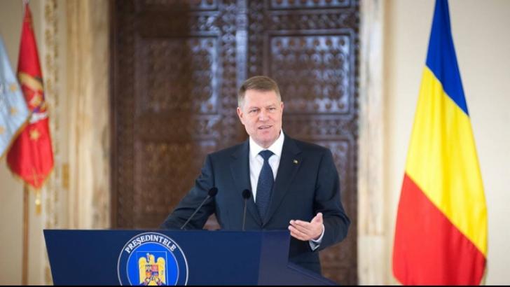 Iohannis: Sunt alături de preşedintele Moldovei. Este o situaţie foarte complicată
