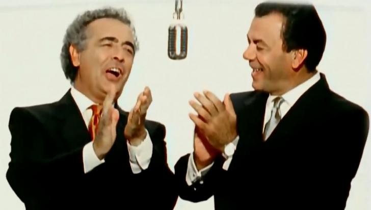 """Vă mai amintiţi hit-ul """"Macarena""""? Iată cum arată acum membrii formaţiei Los del Rio"""