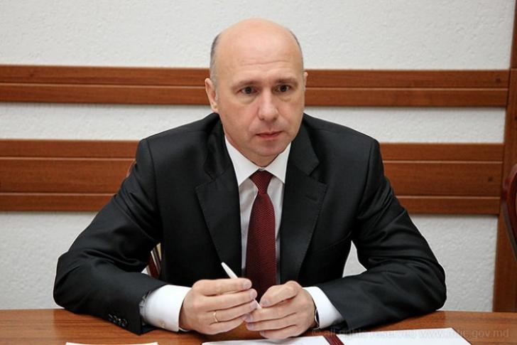 Premierul desemnat al R. Moldova se retrage. Majoritatea parlamentară îl propune pe Pavel Filip