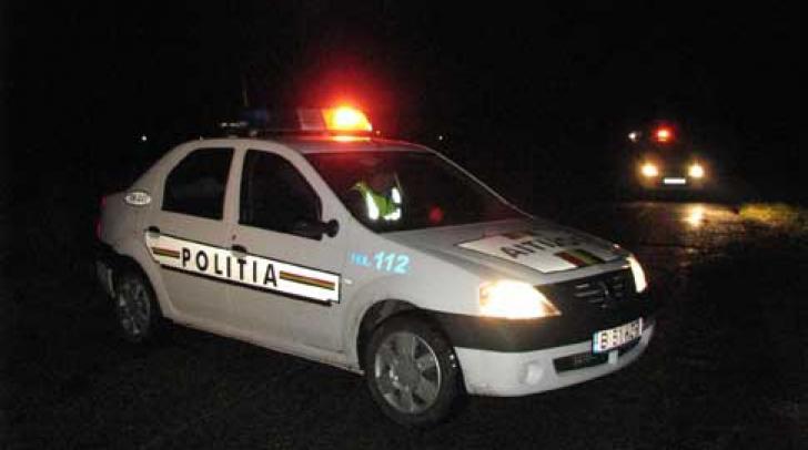 Urmărire ca-n filmele în Constanţa. Poliţiştii au tras 18 gloanţe pentru a prinde doi infractori