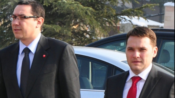 "Victor Ponta și Dan Șova, audiați în dosarul ""Turceni-Rovinari''"